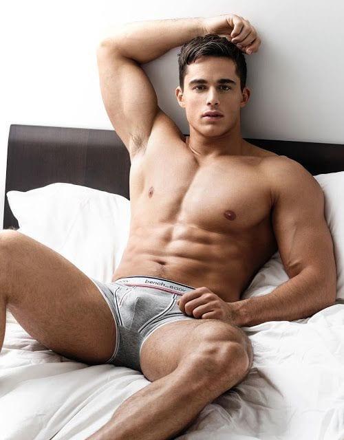 Need a Hot Man?